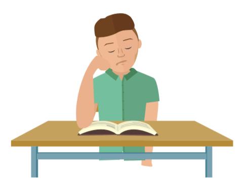 estudiante-aburrido